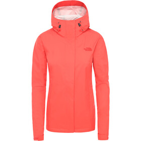 The North Face Venture 2 Jacket Women cayenne red